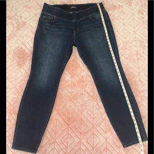 Size 24 Long Stretch Jeans